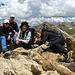 Auf dem West Geissler Peak