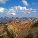 Uncompahgre Peak, gesehen vom Redcloud