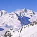 Gletscherhorn und Jungfrau