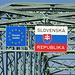 Sturovo: ponte di confine con la Slovacchia