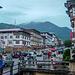 Thimphu, einzige Hauptstadt ohne Verkehrsampel