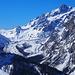 sguardo verso la testata della Val Veny