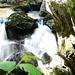 Wasserspiel in der Gorge de l'Areuse