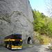 Start beim Passwangtunnel Nordseite
