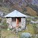 Campo Base Alpamayo: ex servizi igenici