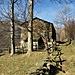 La casa - atelier di uno scultore poco prima de la Trappa.