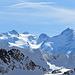 das Bernina Massiv