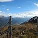 Die Silvretta im Talschluss des Montafons