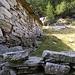 Die wichtigste Regel für Mauerlehrlinge:<br />Einen Stein auf den anderen setzen!