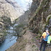 Il sentiero attrezzato del fiume