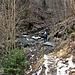 Incassato ed esposto a Nord questo è il tratto più impegnativo dell'escursione a causa della neve e del ghiaccio.