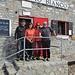 Con Livio e Lidia gestori del Rifuglio Livio Bianco
