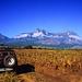Anfahrt zum Mount Mulanje. Sapitwa, 3002 Meter, Prominenz 2319 Meter. Die Dominanz des Berges is gewaltig - der nächsthöhere Berg ist 1272 Kilometer entfernt, in Lesotho.