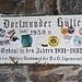 <b>Dortmunder Hütte (1945 m).<br />Rinuncio a visitare l'interno della capanna, in quanto l'ho già osservata negli anni scorsi. Alle 9:10, riprendo il cammino, in salita, verso la stazione a valle della Dreiseenbahn (1946 m).</b>