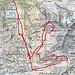 Routenverlauf ab Etzliboden<br /><br />Quelle: SchweizMobil