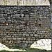 La facciata interna del muro settentrionale di San Martino.