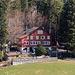 das Naturfreunde Haus Kaien, ist auch ein Restaurant
