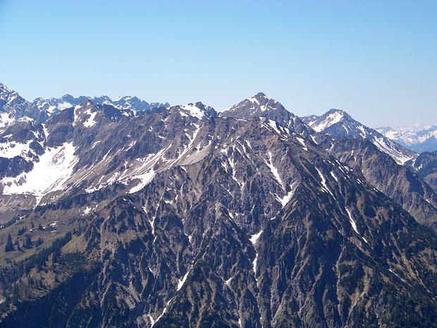 Hindelanger Klettersteig Wengenkopf : Hindelanger klettersteig m u tourenberichte und fotos hikr