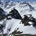 cresta sud Piz Sagliains - parte centrale