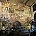 Il tramezzo dipinto da Gaudenzio Ferrari in Santa Maria delle Grazie.