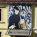 Wandmalerei in St. Blasien