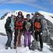 Auf dem Gipfel des Piz Urlaun 3359m