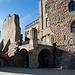 Auf dem Hambacher Schloss.
