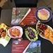 """""""amerikanisches"""" Frühstück - Brot (vom Vortag - gar nicht übel) mussten wir erst anfordern ;-)"""
