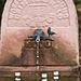 Schnapsbrunnen: Die Versuchung war groß!