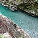 Klares Wasser im Val Pincascia