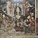 Notevole e non usuale affresco in Sant'Alessandro.