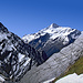 Mount Aspiring  vom Cascade Saddle