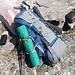 Mehrtagegepäck. Selbstversorgung und Biwakausrüstung. Erst jetzt ringe ich mich zum Versuch des Plattigkogels durch. Zumindest vorerst zu den ersten Graterhebungen...