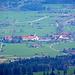Blick aufs Kloster Benediktbeuern