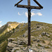 Blick auf den Monte Nona vom Callare Matanna