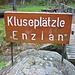 """Die Klausenhütte (""""Kluse"""") ist wieder erreicht."""