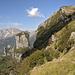 Monte Nona und Monte Procinto