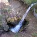 Ein weiterer, grosser Wasserfall im Sagenraintobel.