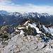 Gipfelpanorama vom Teufelstättkopf