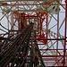Mount Obama (402m): Der grösste Telekommunikationsmast von AT&T steht gleich neben dem höchtsen Punkt.