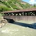 Holzbrücke in Martigny