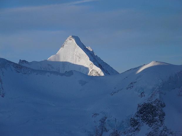 ...und am Ober Gabelhorn