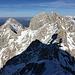 Rückblick zur Alpspitze