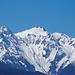 Aiguille du Tour: noch voll verschneit