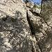 10 mt di arrampicata IV max