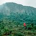 Gipfelaufbau des Muhavura