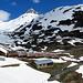 Zurück bei der Alp Milez.