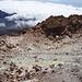 El cráter del Teide, todavía activo