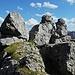 ...die mit interessanten Felsformationen aufwartet.