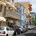 Fort-de-France auf Martinique wo ich eine Nacht im Carib-Hotel verbrachte.